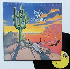 """Vinyle 33T The New Cactus Band  """"Son of cactus"""""""