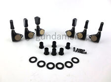 on order-to-sale basis Gotoh SGV510Z-P4B L3+R3 Black Chrome Tuners