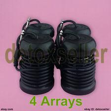 New 4 Round Arrays for Ionic Detox Foot Bath Detoxification Foot Spa Feet