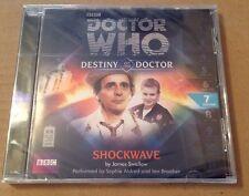 Doctor Who - Shockwave Audio Book Cd Sophie Aldred Ian Brooker 7TH Doctor SEALED