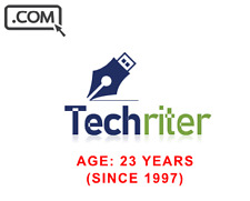 Techriter .com - 23/yr old Domain Name for sale - TECHNICAL WRITER BLOG DOMAIN