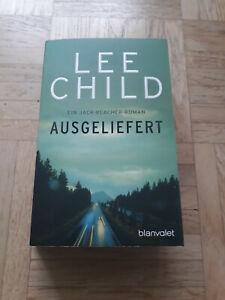 Lee Child:Ausgeliefert Taschenbuchausgabe 2000