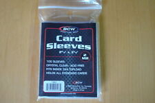 Trading Card Sleeves NEW