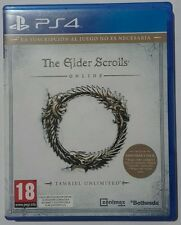 The Elder Scrolls Online. Tamriel Unlimited. Ps4. Fisico.