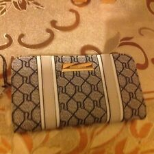 River Island Grey Light Fashion Purse/HOLIDAYS/BIRTHDAY/PARTY/Travel/Gift/New.