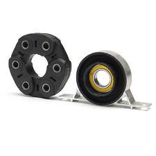 Drive Shaft Center Carrier Bearing Support Flex Disc Kit For BMW 3Series Z4 E46