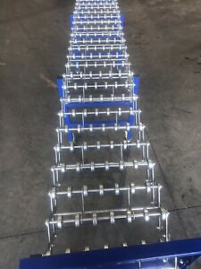 Conveyer Table- Expandable & Flexible, Adjustable Height