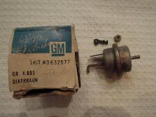 1963 - 1976  Cadillac Parking Brake Release Diaphragm 3632577 NOS