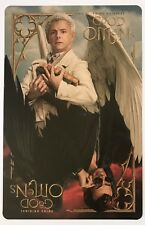 Good Omens NYCC Print Rory Kurtz Neil Gaiman Terry Pratchett Amazon Prime Poster