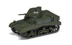 Corgi CS90641 M3 Stuart Tank Diecast Model