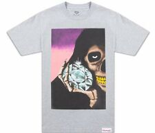 Diamond Supply Co The Reaper Tee T Shirt in Heather Grey Size Large