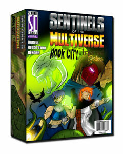 Sentinels of the Multiverse: Double Expansion Pack