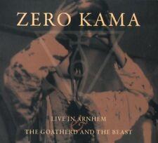 ZERO KAMA Live In Arnhem & The Goatherd And The Beast 2CD Digipack 2008