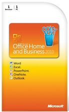 Microsoft Office 2010 Home and Business (Outlook, Word, Excel,.... ) Vollversion