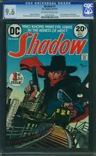 SHADOW 1 CGC 9.6 OWW PAGE  NICE BOOK L1