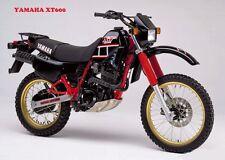 Yamaha XT600 XT600E Service Repair Workshop Manual 2003 2004 2005 xt 600 e ON CD
