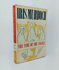 The Time of the Angels - Iris Murdoch - Signed First Edition 1st/1st