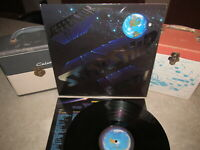 JEFFERSON STARSHIP Vinyl Lp EARTH W/Inner Original 1978 Grunt