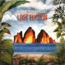 Herbert Pixner Projet Lost Elysion (180g 2LP Orange Vinyle, Gatefold) 2018 Neuf
