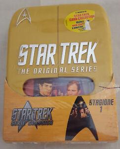 Dvd Collezione Star Trek TOS Cofanetto stagione 1