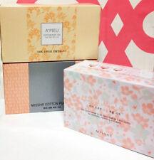 3 box(missha cotton puff 2 box Soft 5 Layer Sheet + A'PIEU COTTON PUFF 1 )