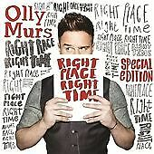Olly Murs - Right Place Right Time (2013)  CD+DVD Special Edition NEW SPEEDYPOST