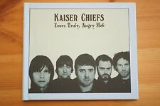 Rare Kaiser Chiefs Special CD DVD Book Yours Truly Angry Mob Exc Orig Condition