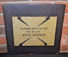 BLACK REBEL MOTORCYCLE CLUB - Wrong Creatures, 1st Press 2LP BLACK VINYL NEW!