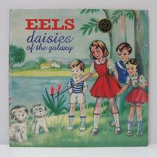 EELS - Daisies Of The Galaxy Vinyl LP 2000 ORIG Bong Load GTF JK BECK w/ insert