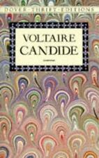 Candide (Dover Thrift Editions), Voltaire, Good Book
