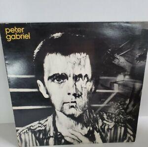 """Peter Gabriel – Peter Gabriel (3rd album """"Melt"""")  - 1980 - 12"""" Vinyl Album"""