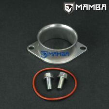 "Turbo Compressor Inlet Flange Adapter Kit 2.5"" Nissan VG30DETT 300ZX Z31 Z32 T25"