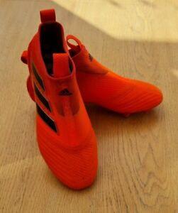 Adidas Pure Control Controlskin Orange Football Boots UK 7.5 (EU 41.5)