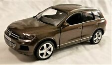 RMZ City - 1:32 Scale Model Volkswagen Touareg Brown (BBUF555019BR)