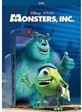 Monsters, Inc. (2013, DVD NEUF) WS (RÉGION 1)