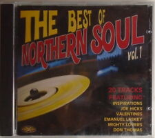 The Best Of NORTHERN SOUL - CD - Vol. 1 - BRAND NEW