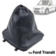 For Ford Transit Van MK7 06 -14 Black Pu Leather Stitch Gear Stick Gaiter Boot