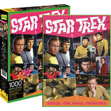 "New ListingStar Trek Puzzle - Official Classic 1967 Tv Series / 1000 pieces 20""x 27"""