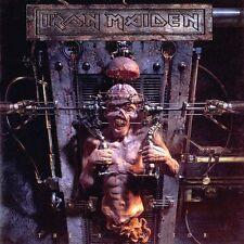 Iron Maiden - The X Factor Vinyl LP Heavy Metal Sticker. Magnet