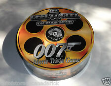 James Bond 007 The Reel To Reel Picture Show Movie Trivia Game BRAND NEW Rare