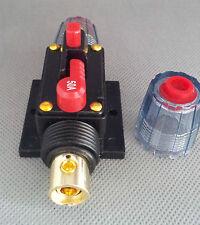 50 Amp In Line Circuit Breaker Stereo/Audio/Car/RV 50A/50AMP Fuse 12V/24V/32V