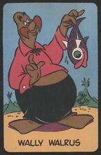 1954 Woody Woodpecker's Dwg Lessons #3 - Wally Walrus