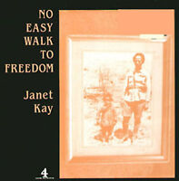 JANET KAY - No Easy Walk To Freedom - 1987 Local Records UK – LR 12