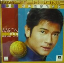 Aaron Kwok 郭富城 - Collection II ( 24K Gold / Japan Pressed)