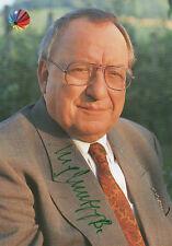 Autogramm - Ulrich Matschoss (Hallo Onkel Doc)