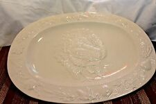 "Better Homes and Gardens Oval Large Turkey Platter 20""x16"""