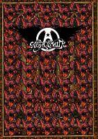 AEROSMITH 1997 NINE LIVES TOUR CONCERT PROGRAM BOOK / JOE PERRY / NMT 2 MINT