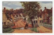 Suffolk J Salmon Collectable Artist Signed Postcards