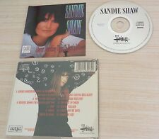 RARE CD ALBUM ALWAYS SOMETHING THERE TO REMIND ME SANDIE SHAW 14 TITRES