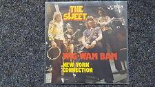 """The sweet-wig-wam BAM 7"""" single GERMANY"""